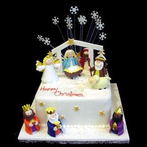 Christmas Nativity | Jane Asher Party Cakes