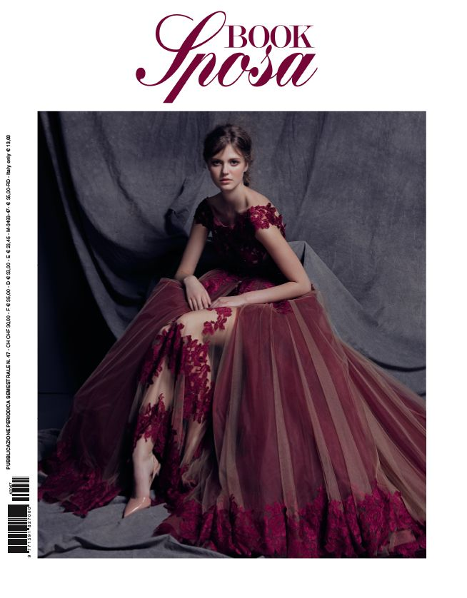 New cover issue!! Luisa Sposa. Ph.: Marco D'Amato.  #fashion #look #style #wedding #bride #weddingdress #ideas