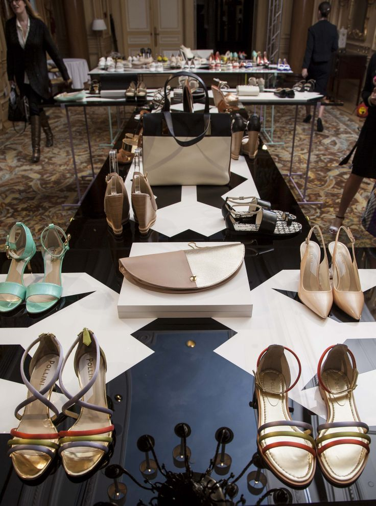 The Spring/Summer 2014 Pollini presentation