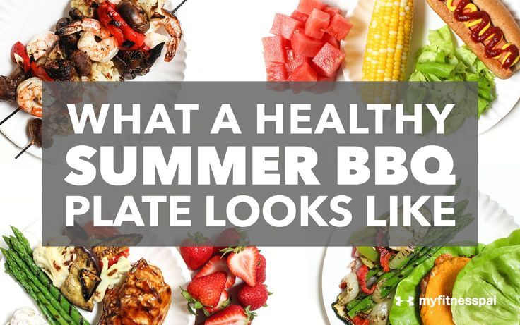 Navigating summer barbecues may seem like a daunting task when you're trying not to undo all the healthy eating you've been doing all winter long.
