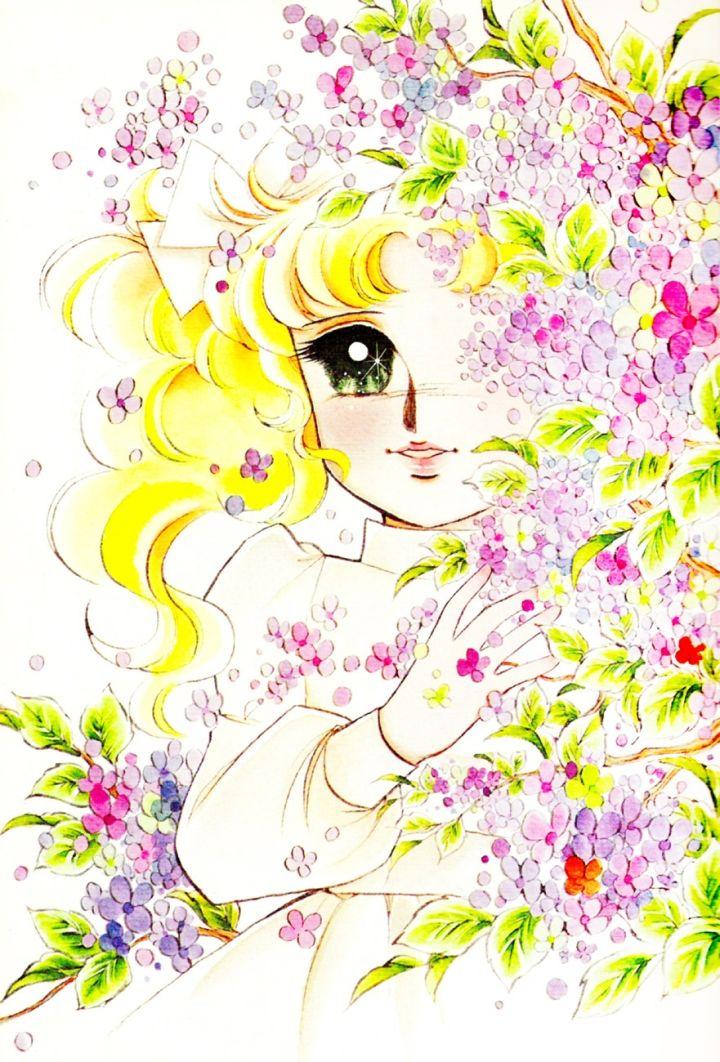 Licena Hill: Candy Candy Ilustraciones de Yumiko Igarashi parte 3