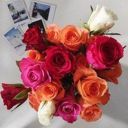 A colorful bouquet