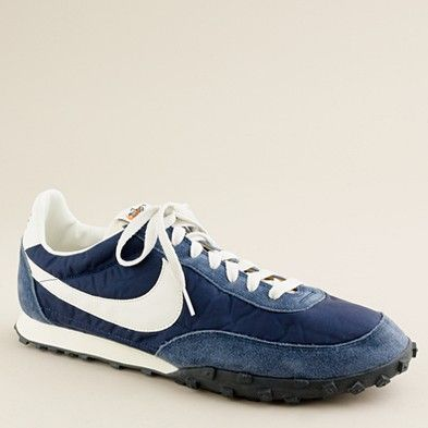 Nike Vintage Waffle sneakers. At long last they are back. Just in time for Dustin's birthday.