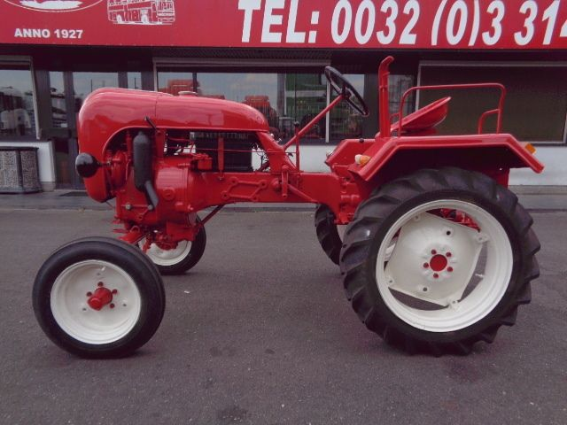 Mini Tractor Allgaier A111 Truck1 Id 3122762 Oldtimers