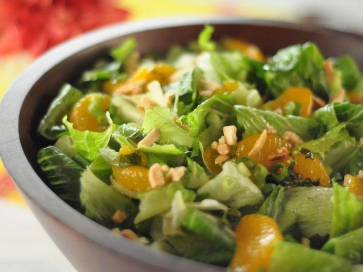 Sweet And Crunchy Garden Salad Recipe Gardens Almonds