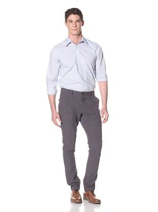 French Connection Men's Sunset Check Cotton Pant
