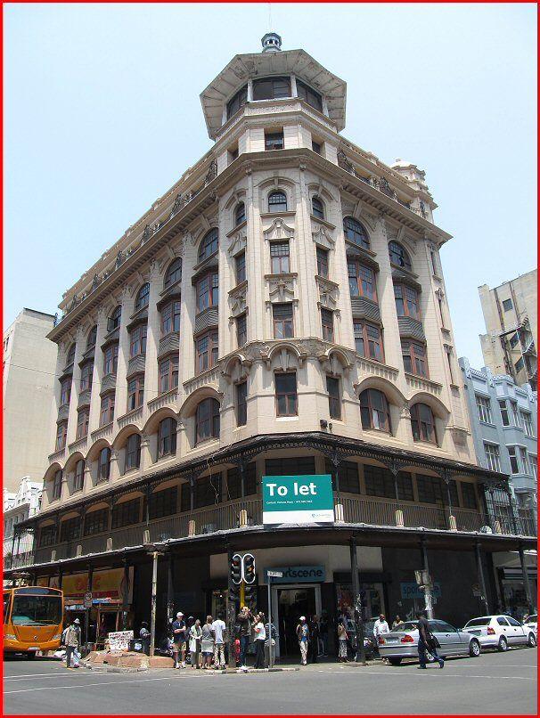Cuthberts Building Johannesburg