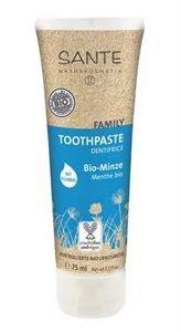 natürliche Pflege Family Toothpaste Minze und Flourid: Category: Naturkosmetik>Zähne>Zahncreme Item number: 103515 Price:…%#Quickberater%