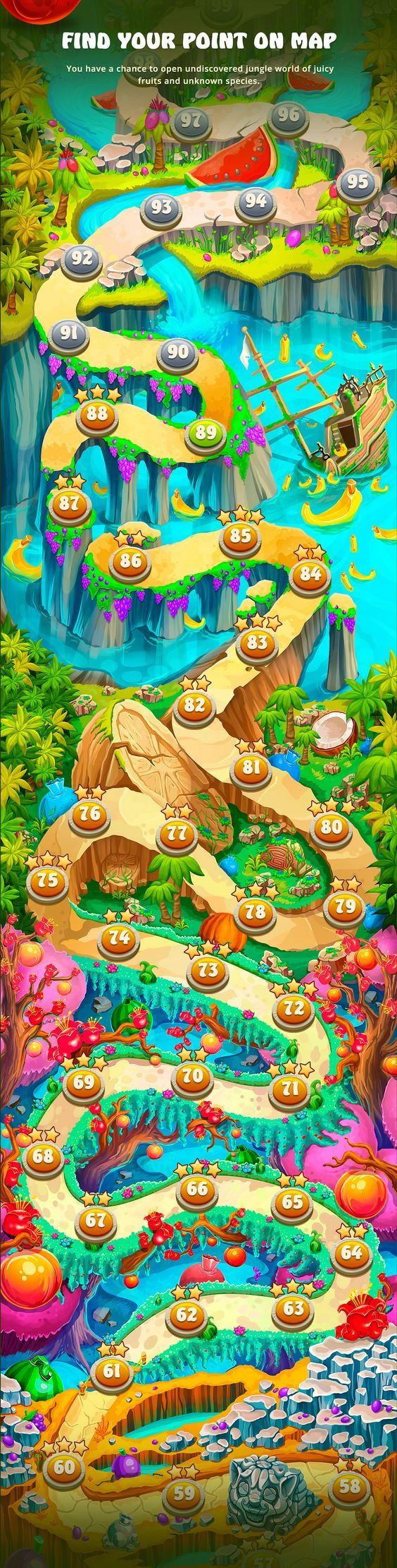 Jungle Jam on Behance: