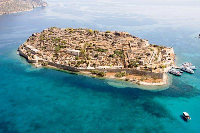 The island of tears #Spinalonga #crete #keytours