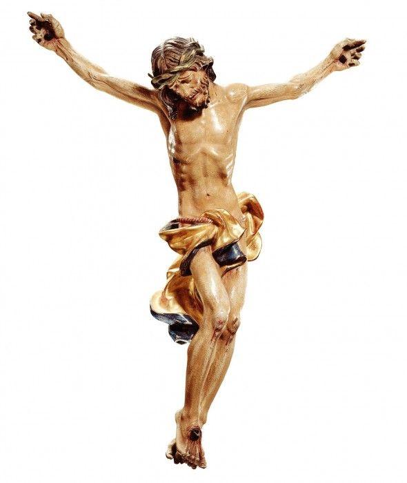 Wood Carving of Jesus Christ on Cross   Jesus-Corpus-Savior-Wood-Carving-Woodcraft-Original-Black-Forest ...