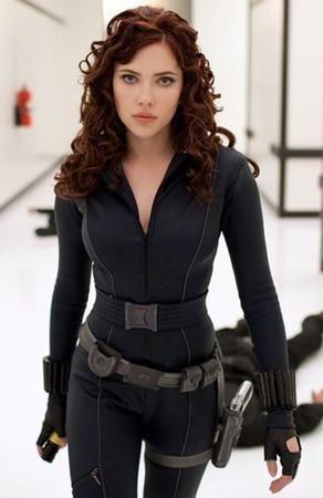 世界最強の女性スパイ、ナターシャ・ロマノフがかっこいい♡