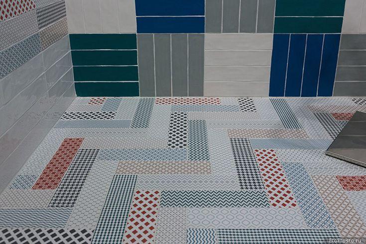 Плитка под кирпич с рисунком от фабрики Alta