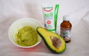 Maschera per capelli secchi all'Avocado | Makeup Delight | Bloglovin'