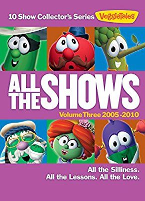 $25 Veggietales: All the Shows Vol 3
