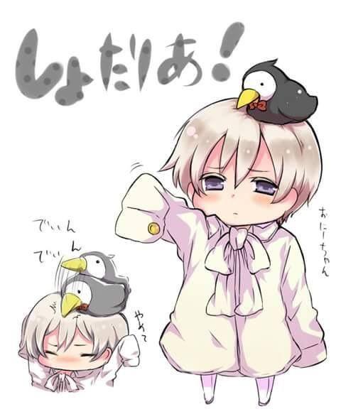 Omg!! Hes so cute!! >-<
