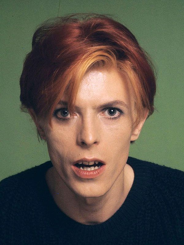 Rare David Bowie Pics Come to Light By 1974, David Bowie