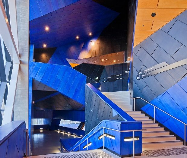 Perth Arena by ARM Architecture and Cameron Chisholm Nicol | Architecture And Design