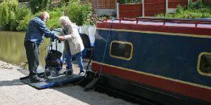 Disabled Narrowboat Hire