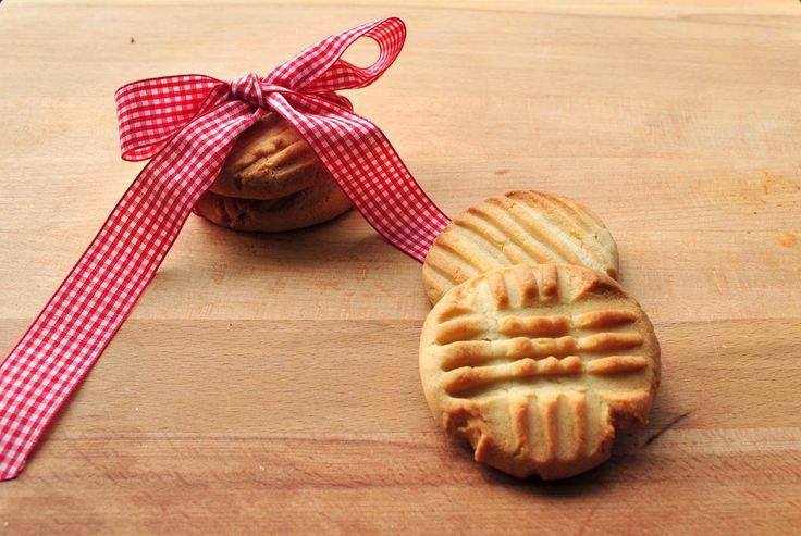 Káča v troubě: Máslové sušenky