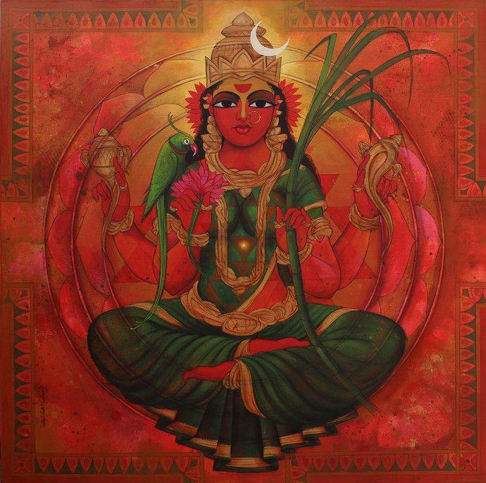 Kamakshi-17 Artwork