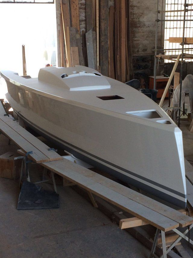 How To Build A Wooden Boat Model Plywood Boat Plans Poular Mechanics Boat Building Plans Build Your Own Boat Boat Building