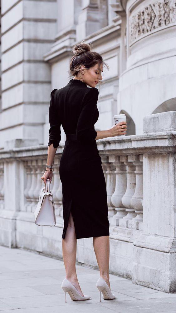 Vestidos negro 2019