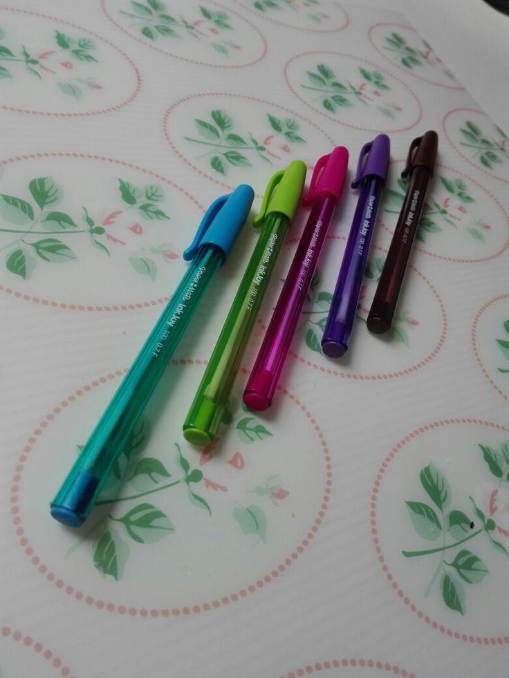 Długopisy - paper mate