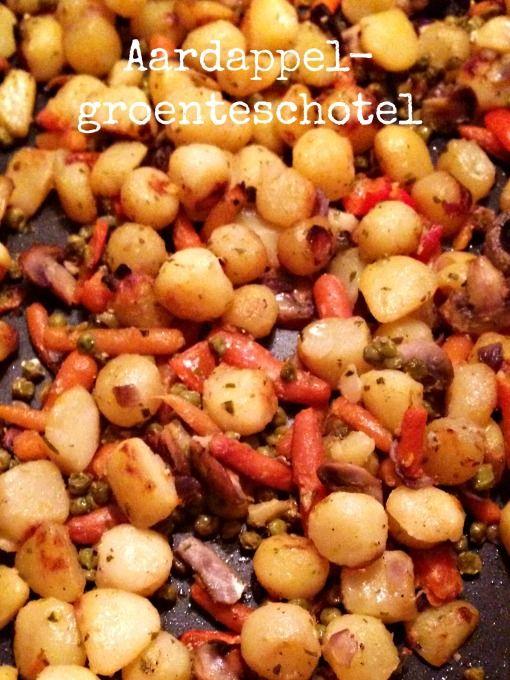 Recept Aardappel-groenteschotel! on foodensomuchmore.nl