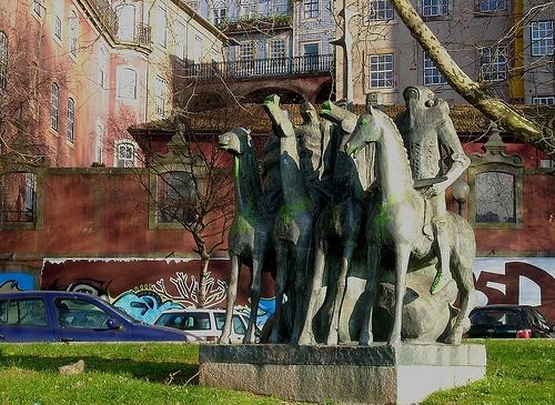 Passeio das Virtudes-Porto