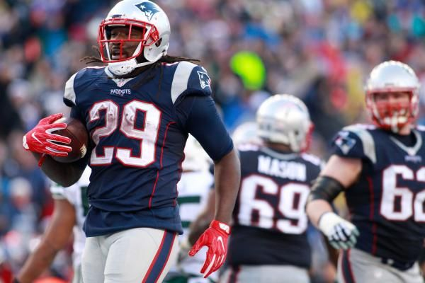 New England Patriots running back LeGarrette Blount won't return to Foxborough under the current terms of his contract offer.