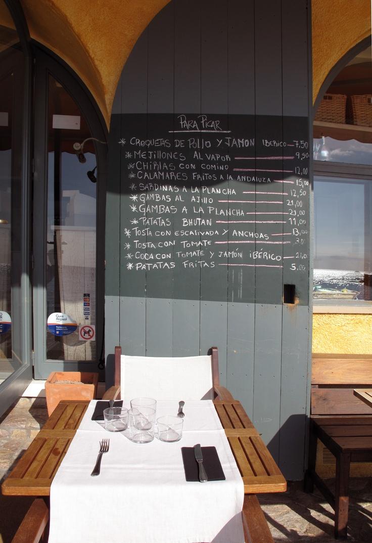 Restaurante Tragamar / Grupo Tragaluz / Calella de Palafrugell (Costa Brava)   #tragamar #calellapalafrugell #grupotragaluz