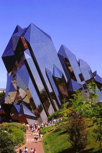Marvelous Architecture around the World !!! - Part 2 - Futerscope, France.