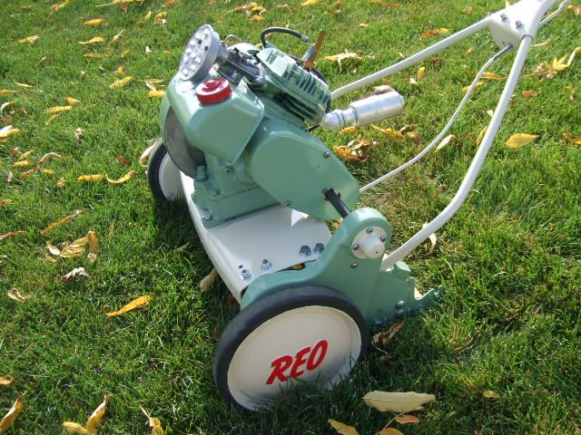 28 Best Vintage Lawn Mowers Images On Pinterest Old
