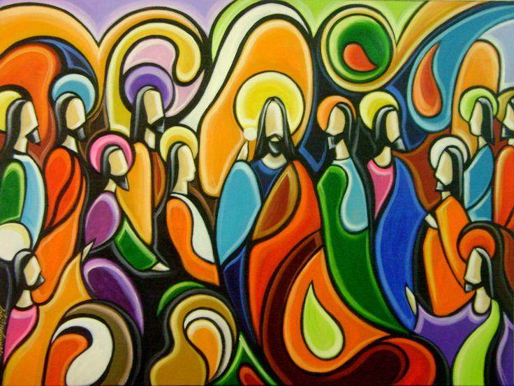 Pintura sacra - Buscar con Google