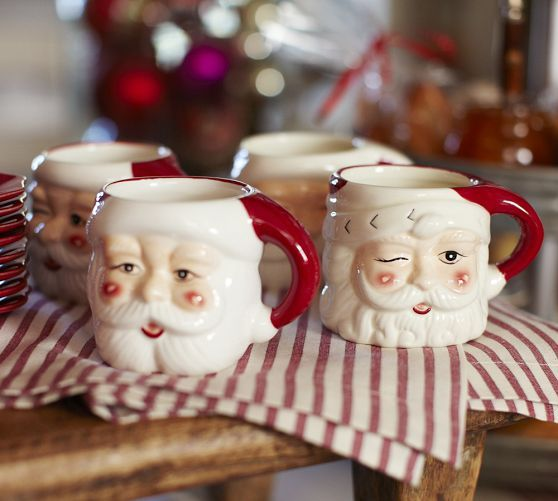 Care for some hot cocoa? #potterybarn