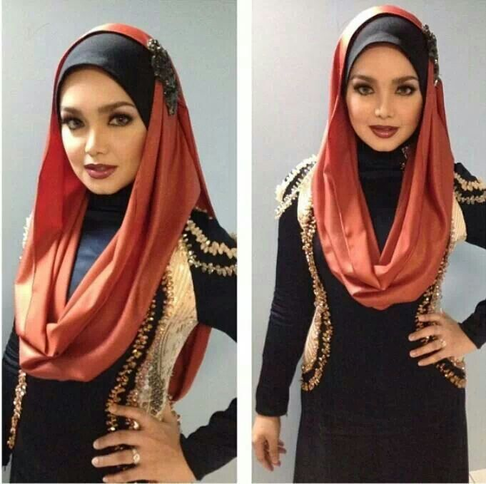 and simple hair styles 25 best siti nurhaliza ideas on muslim dress 3599