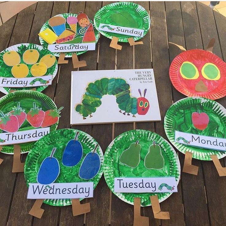 What better way to retell the story of The Very Hungry Caterpillar than to make a giant caterpillar?  A great way to engage with the book, learn days of the week, practice our counting skills and learn about healthy eating  Reposting this activity as part of this week's @earlylearning101 Book based play Challenge #earlylearning101