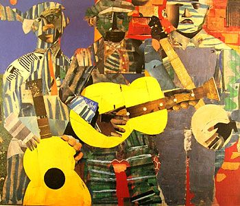 116 best images about Romare Bearden on Pinterest | Jazz, Dallas ...