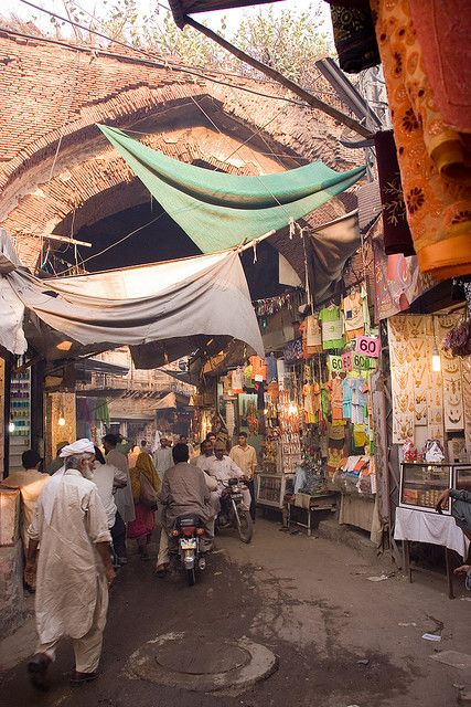 Streets of Lahore