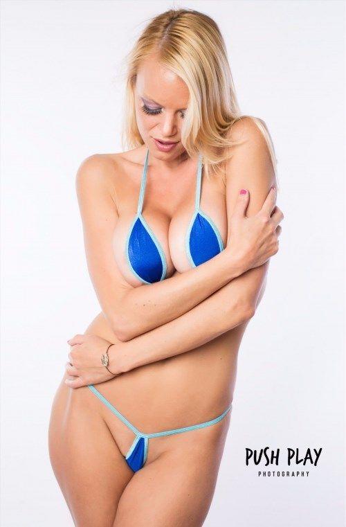19.95$  Watch here - http://vitdq.justgood.pw/vig/item.php?t=br1xx329328 - Electric Blue w/ Light Blue Sexy Teardrop Bikini 2pc Mini Micro G-String Exotic 19.95$