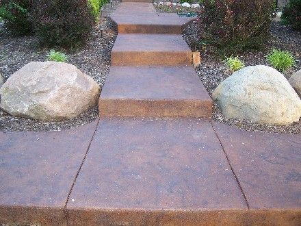 18 Best Images About Front Step Ideas On Pinterest Stone