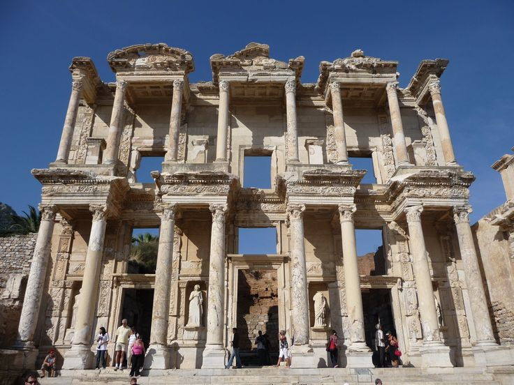 Ephesos, one of the greatest #archaeological site in the Aegean region. #varietyCruises