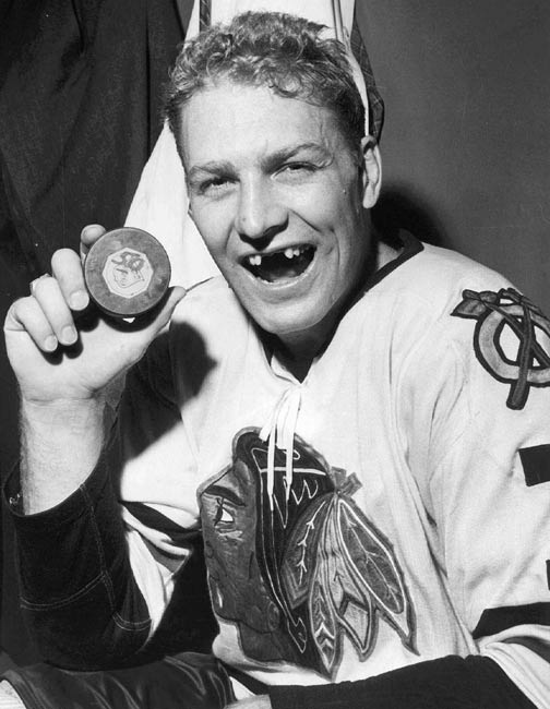 Good ole Bobby Hull from Belleville, Ontario eh