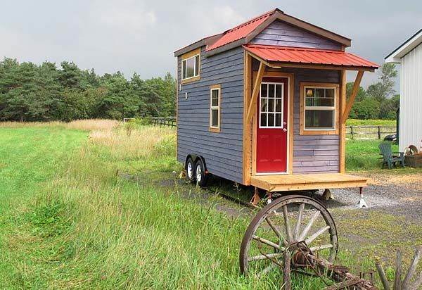 Tiny Home Designs: 121 Best Home On Wheels Images On Pinterest