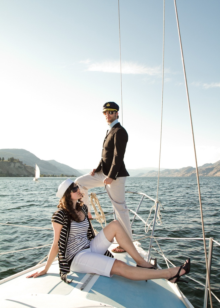 17 Best Images About Yacht Prewedding On Pinterest