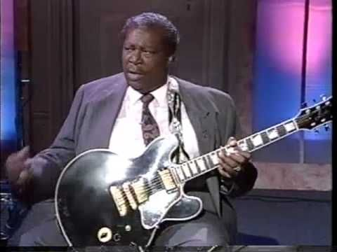 BB King - Guitar Lesson - Soloing - YouTube