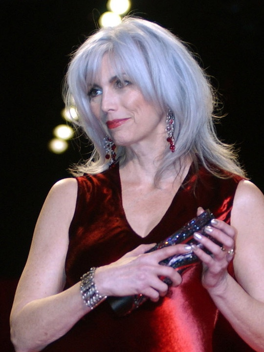 Emmylou Harris - so jealous of her hair