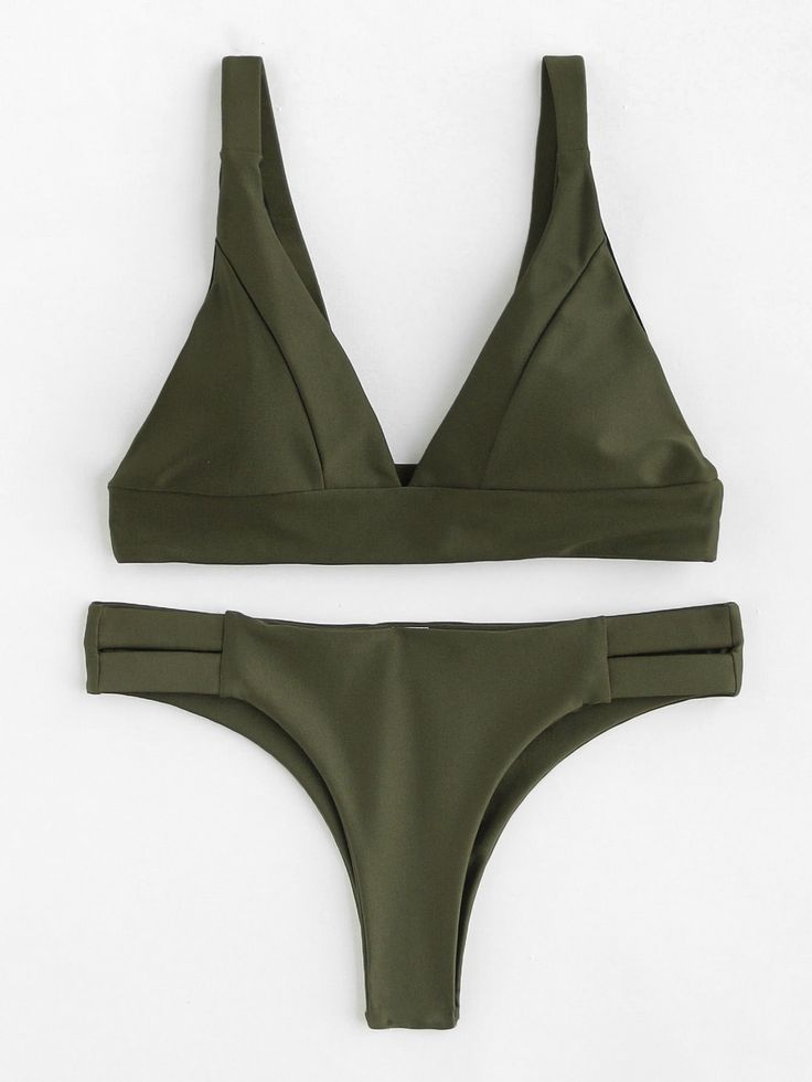 Shop Ladder Cut Out Bikini Set online. SheIn offers Ladder Cut Out Bikini Set & more to fit your fashionable needs.