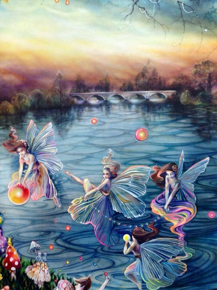 Fairies by Kerry Darlington